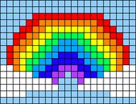 Alpha pattern #49312