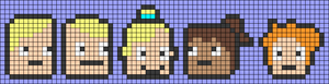 Alpha pattern #49318