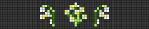 Alpha pattern #49319
