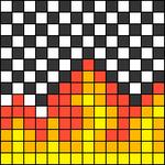 Alpha pattern #49320