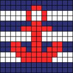 Alpha pattern #49322