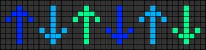Alpha pattern #49323