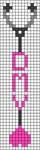 Alpha pattern #49324