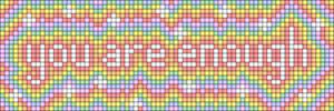 Alpha pattern #49329
