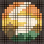 Alpha pattern #49337