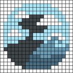 Alpha pattern #49338