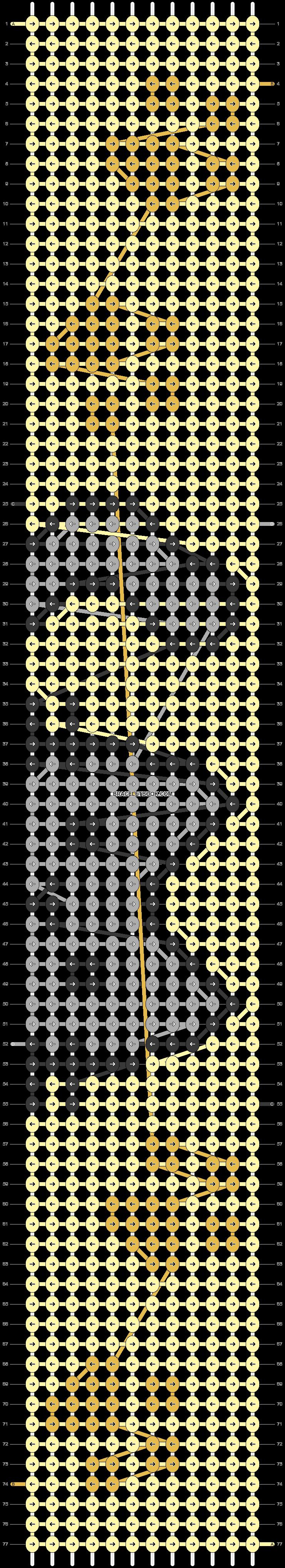 Alpha pattern #49360 pattern