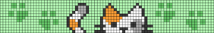 Alpha pattern #49363