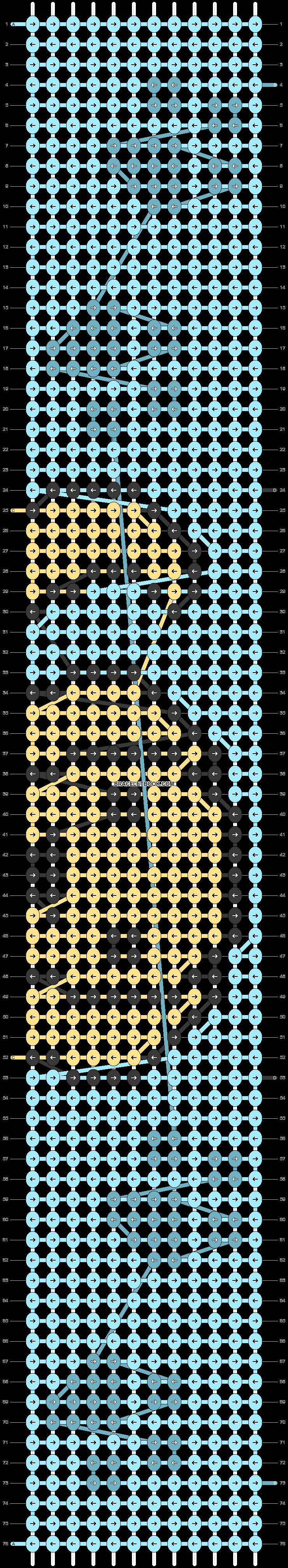 Alpha pattern #49364 pattern