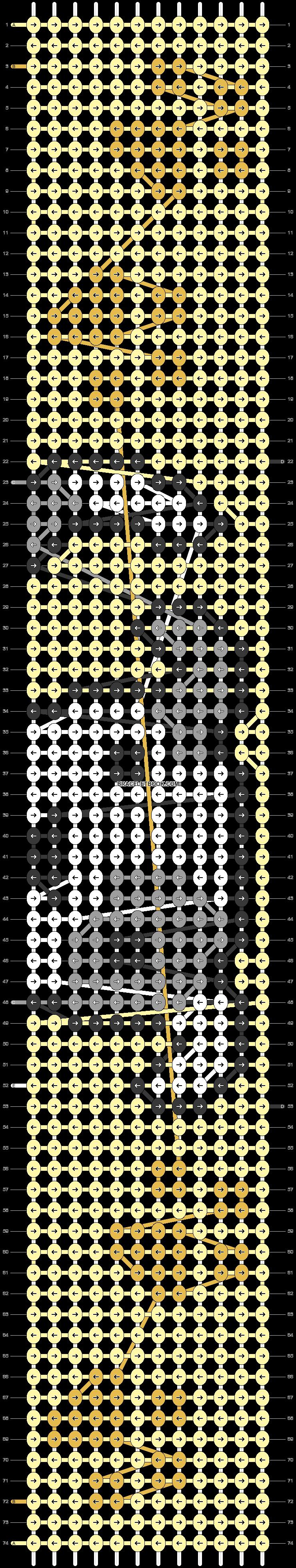 Alpha pattern #49365 pattern