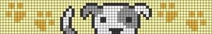 Alpha pattern #49365