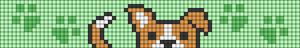 Alpha pattern #49366