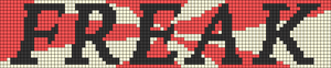Alpha pattern #49378