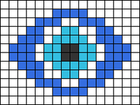 Alpha pattern #49390