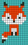 Alpha pattern #49401