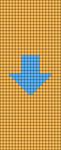 Alpha pattern #49420