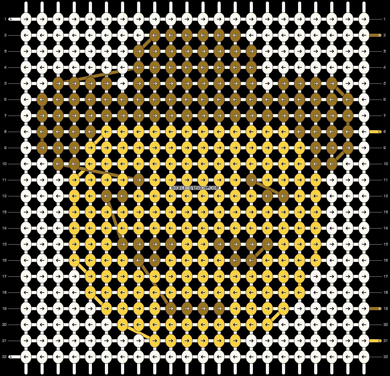 Alpha pattern #49423 pattern