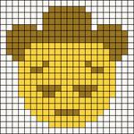 Alpha pattern #49423