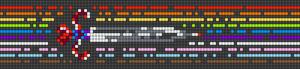 Alpha pattern #49424