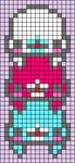 Alpha pattern #49431