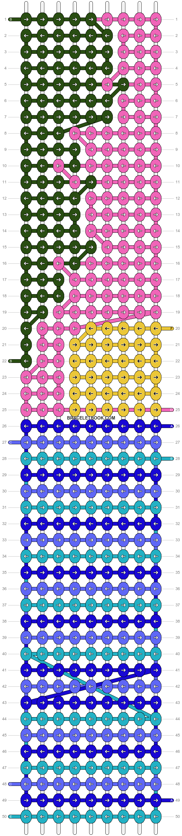 Alpha pattern #49432 pattern