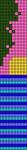Alpha pattern #49432