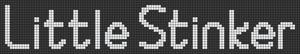 Alpha pattern #49435