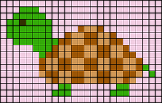 Alpha pattern #49446
