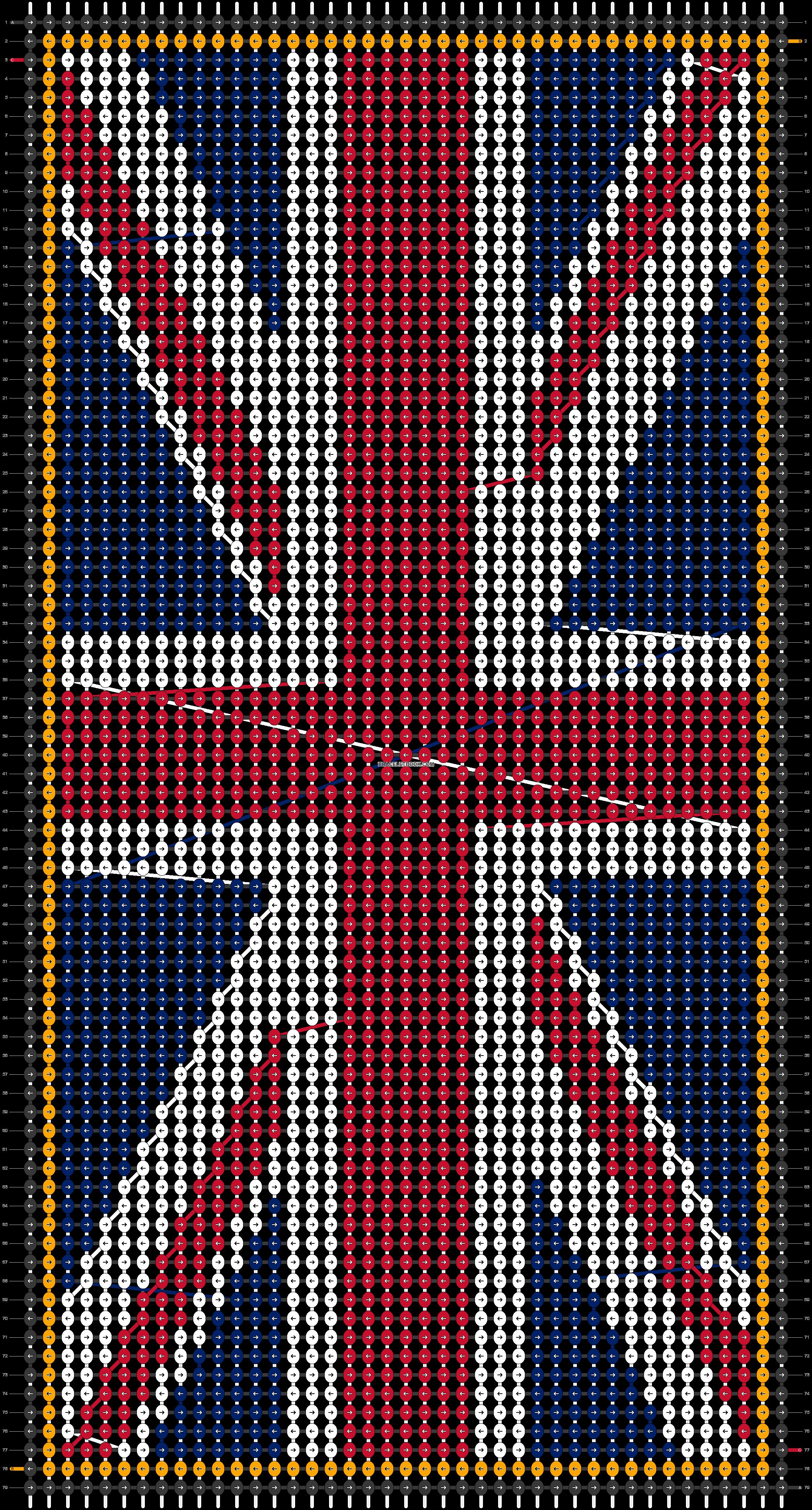 Alpha pattern #49447 pattern