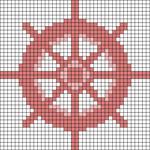 Alpha pattern #49449