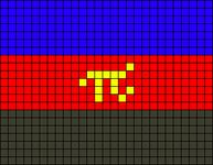 Alpha pattern #49465