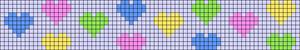 Alpha pattern #49468