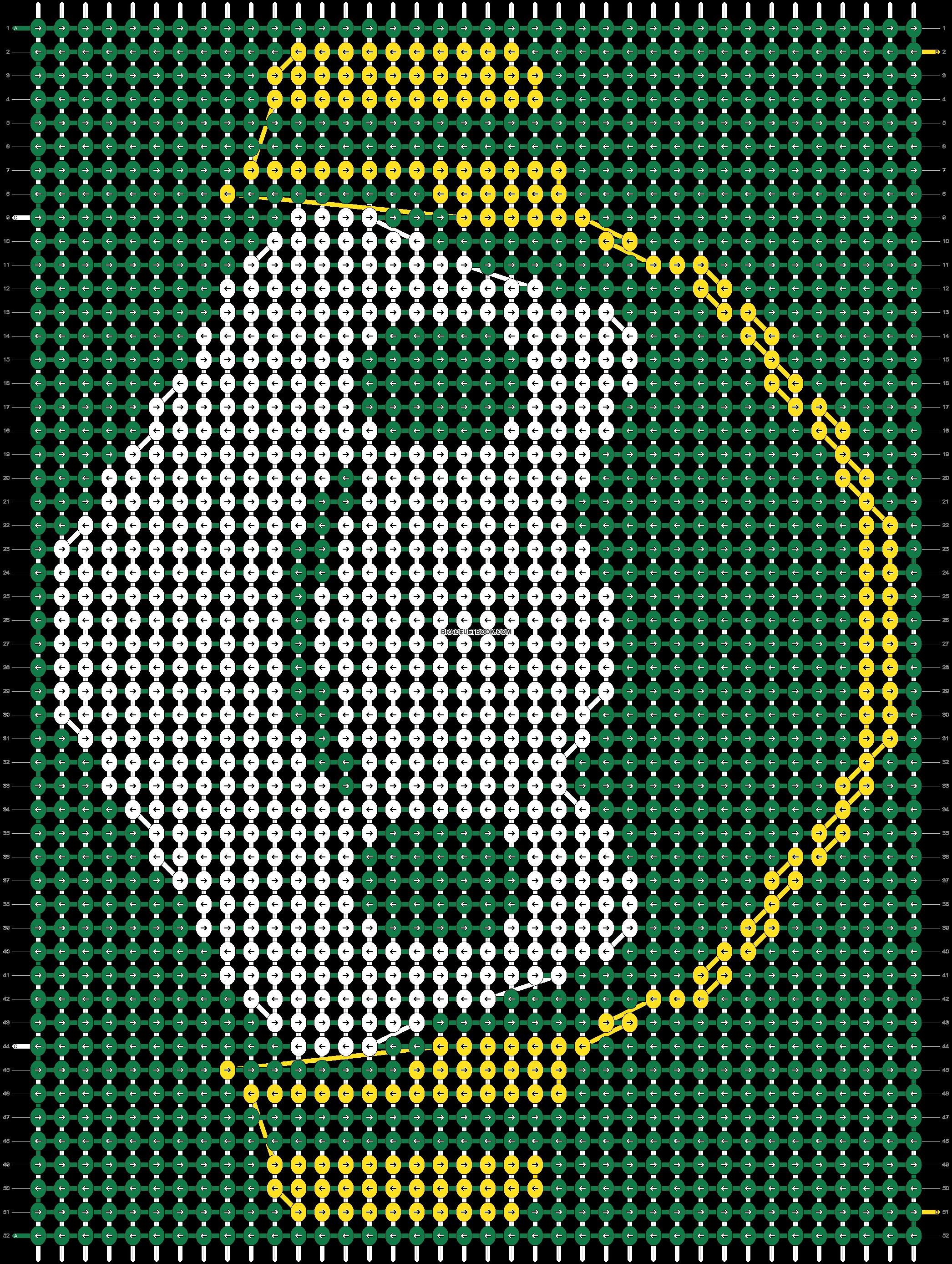Alpha pattern #49469 pattern