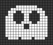 Alpha pattern #49474