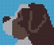 Alpha pattern #49496