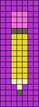 Alpha pattern #49523