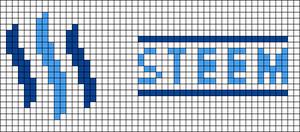 Alpha pattern #49527
