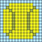 Alpha pattern #49530