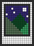 Alpha pattern #49542