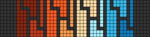 Alpha pattern #49545