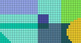 Alpha pattern #49548