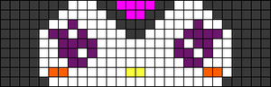 Alpha pattern #49551