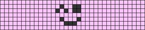 Alpha pattern #49565