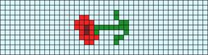 Alpha pattern #49566