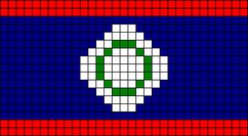 Alpha pattern #49603