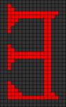 Alpha pattern #49607