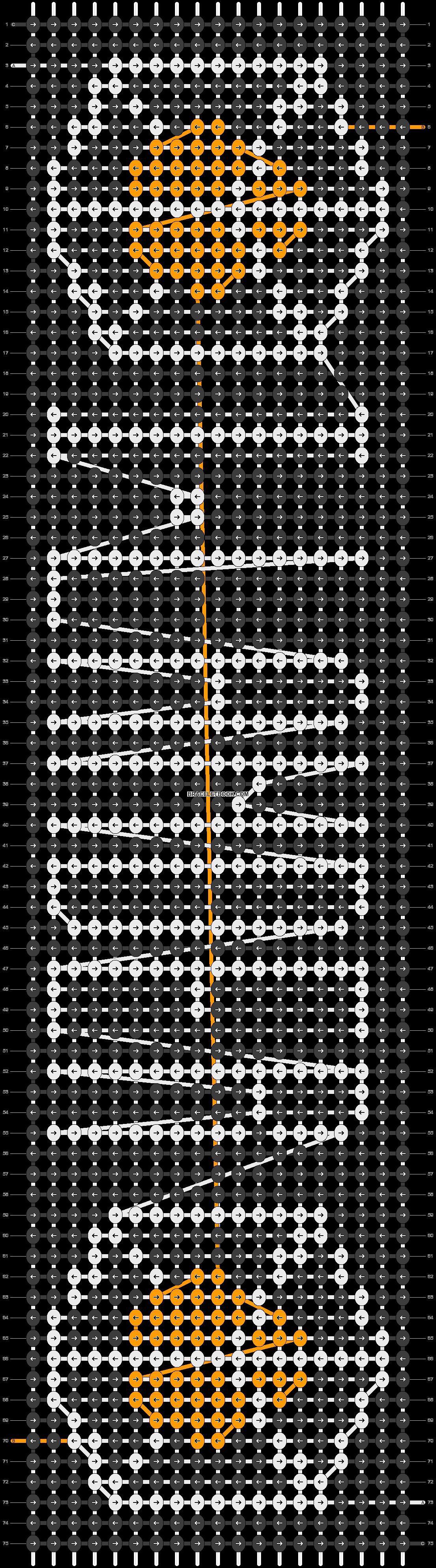 Alpha pattern #49608 pattern