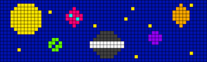 Alpha pattern #49613