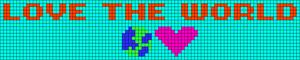 Alpha pattern #49615