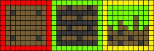 Alpha pattern #49616